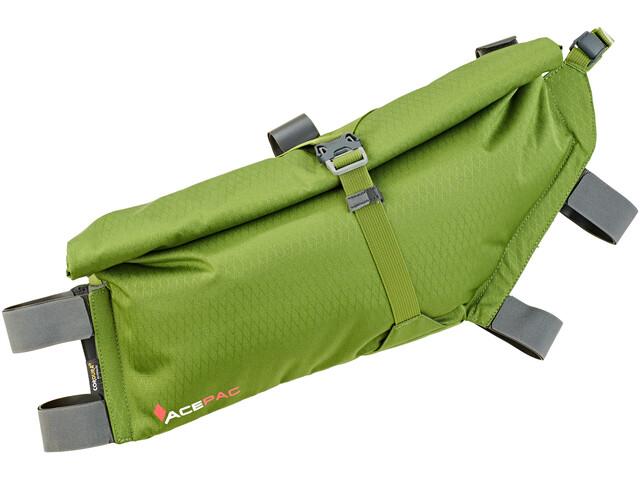 Acepac Roll Frame Bag L green